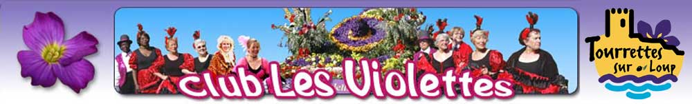 Club Les Violettes -Tourrettes sur Loup